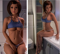 146cm sex doll ass used real dolls for sale sexy doll toys with pure silicone metal