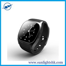 Android smart watch 1.44inch 128*128 screen TF card Sim card 3G watch-phone bluetooth 3.0 support GPS