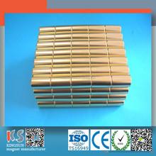 Super Strong Sintered Strongest Permanent Neodymium Custom Made Cylinder Magnet