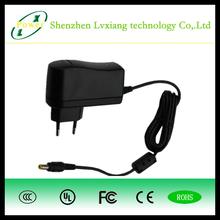 UK US EU AU plug ac adapter ktec/ power khan with kc certification