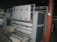Plastimac usado t-shirt máquina de saco, Debernardi modelo 200E