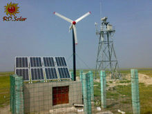 High power DC Submersible Solar water pump for agricultural