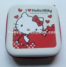 2013 Lovely kitty EVA CD CASES