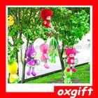personalizado oxgift cantando a música bonecos de brinquedo educativo brinquedo bonecas t14041