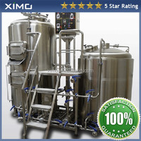 600L High Quality brewery equipment ,used beer brewing machinery on sale