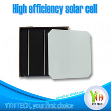 High efficiency wholesale best mono cheap flexible solar cell/ yingli solar panel/silicon wafer price
