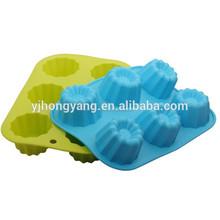 venta al por mayor de silicona pasteldemolde y jabón del molde para hornear