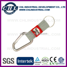 2015 new design mini aluminum carabiner