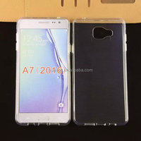 mobile phones accessories ultra thin transparent clear tpu gel silicone case cover for samsung galaxy a7 2016 china suppliers