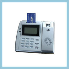 Fingerprint IC card ID verify device