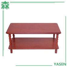 Lounge chaise table/Living room furniture/Italian wooden table