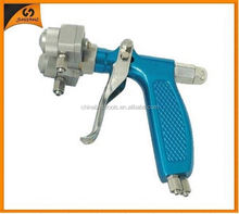 Best specialty for using ningbo HVLP paint gun mini PE chrome gun