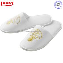 Woman footwear designs bedroom or hotel leisure slipper