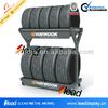 auto tire display tire rack display tire display