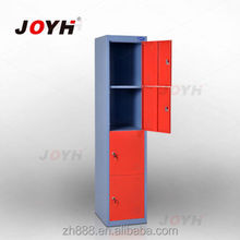 environmental protection storage metal cabinet with 5 doors