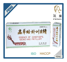 Beverage energy drink Essence of Condyceps,gecko and fritillary