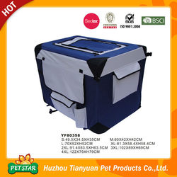 Lighweight Flexible Airline Approved Dog Crates