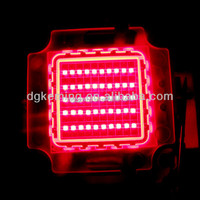 Professional manufacturer high power led 50w for stage lighting module 660nm