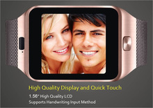 Cheapest fashion smart Watch Mobile Phone with bluetooth /video and call