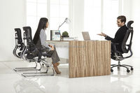 Aesthetic and Ergonomic Office Home Chair