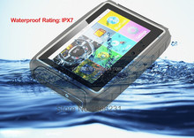 Wholesale Fashion Motorcycle GPS navigator 4.3inch LCT screen with bluetooth+Free Map+built-in Mem MT-4302B#P0007