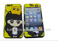 Glow in The Dark Protector Wrap Full Body Skin Sticker for iphone 5 Luminous skin