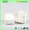 Flush-mounted switch switch and dimmer safety switch covers