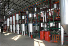 High-efficiency used tire extracting oil plant, 2015 the latest environmental protection equipment