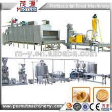 Complete peanut butter Making machines/Peanut butter processing line Manufacturer