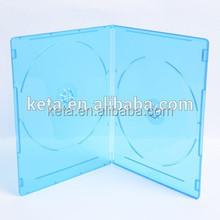 5MM Double Slimline Blu Ray DVD Case