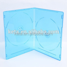 5mm Competitive Slimline Double Bluray DVD Case