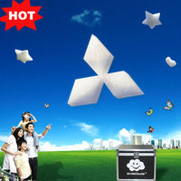 2014 new eye-catching outdoor advertising billboard stand