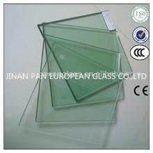 2014 nuevo de alta calidad sin marco biselado legoo cuarto de baño de vidrio templado