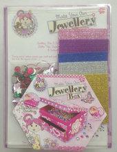 DIY make your own jewellery box