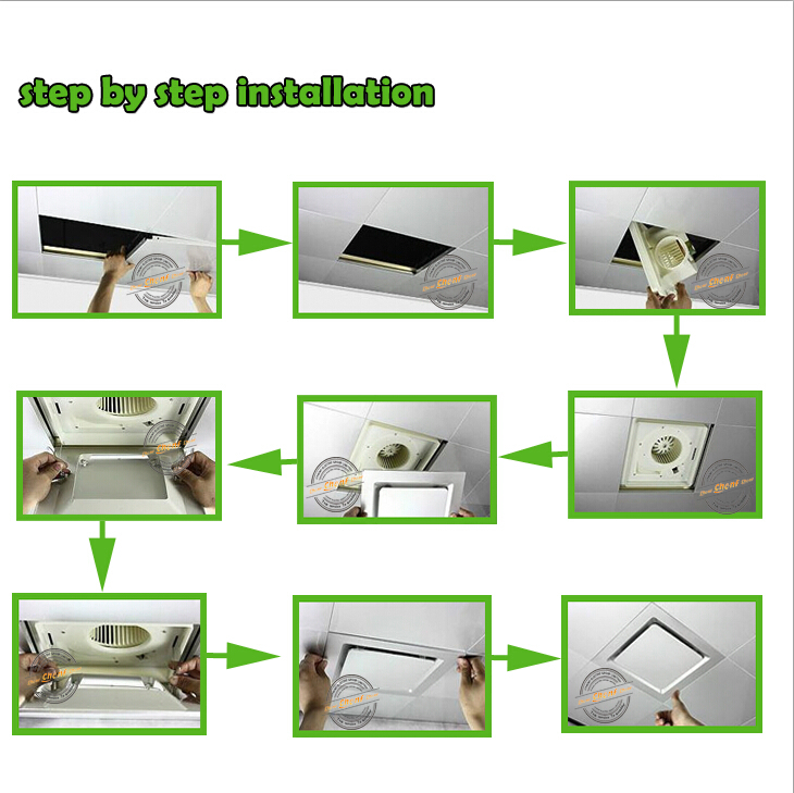 thermostat controlled exhaust fan,ceiling exhaust fan,poultry farm ...
