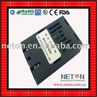1*9 155Mbps 60KM optical transceiver module,CWDM