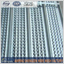 2015 top selling gavalnized expanded metal rib lath price