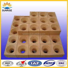 High Alumina Refractory Brick with Strict Testing Equipment