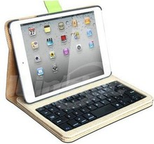 ILINK best price high quality 360 rotation bluetooth wireless keyboard cover for ipad mini
