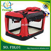 2015 new fabric dog cage soft crate for pets