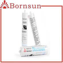High temperature double components adhesive silicone sealant