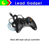 Factory direct usb game controller gamepad for laptop