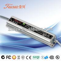 Constant Voltage 12Vdc high power LED Driver newest Design for LED Street Light 35W VDS-12035D0180 tauras factory direct