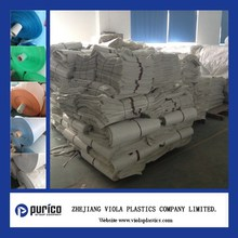 Viola plastic woven polypropylene bags used for chemical, feed, packaging, industrial applications