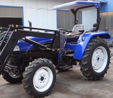 4WD por rueda y EPA certificado alta calidad tractor agrícola