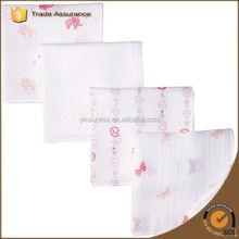 Hot Sales 100% Organic Cotton Aden Anais Muslin Swaddle Blanket