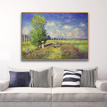 Famous wall art oil painting famous painter of Monet