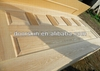 white ash veneer laminated door skin