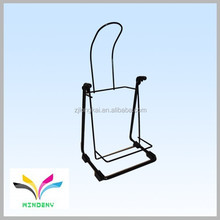 High quality best selling fixable rear vertical portable wall-mounted metal bike racks for cars