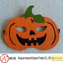 Wholesale Soft and Comfortable Halloween Felt Dance Mask,Party Masks
